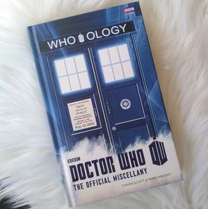 Doctor Who Who-Ology Book of Miscellany Facts